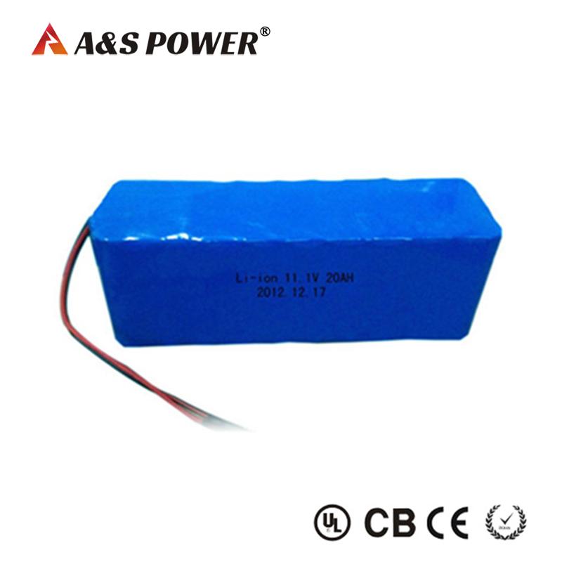12v 20Ah li-ion battery