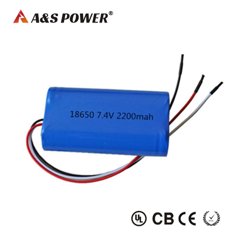 18650 li-ion battery wholesale China
