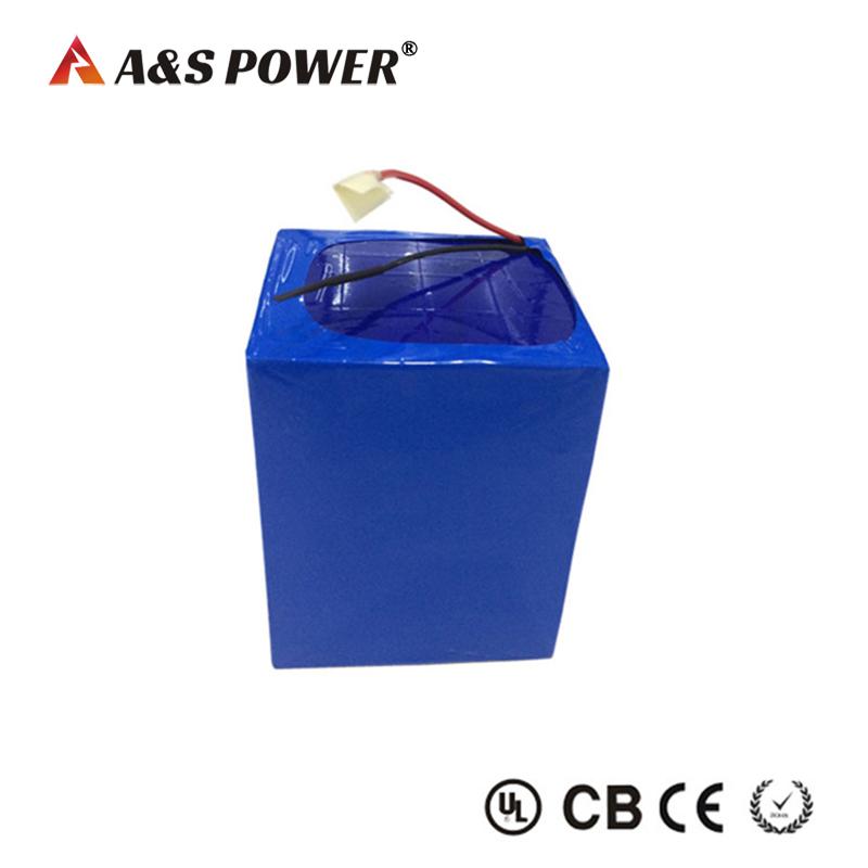12.8v 20ah lifepo4 battery pack for solar street light