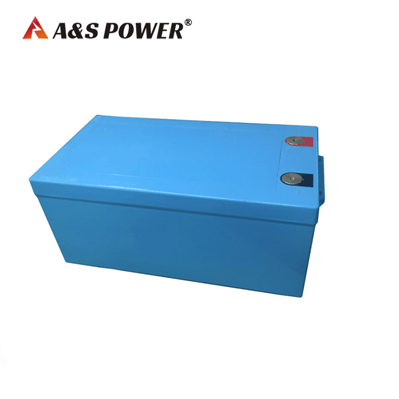 LFP(LiFePo4) Battery 24V 150Ah Lithium Battery 26650 Pack With ABS Case