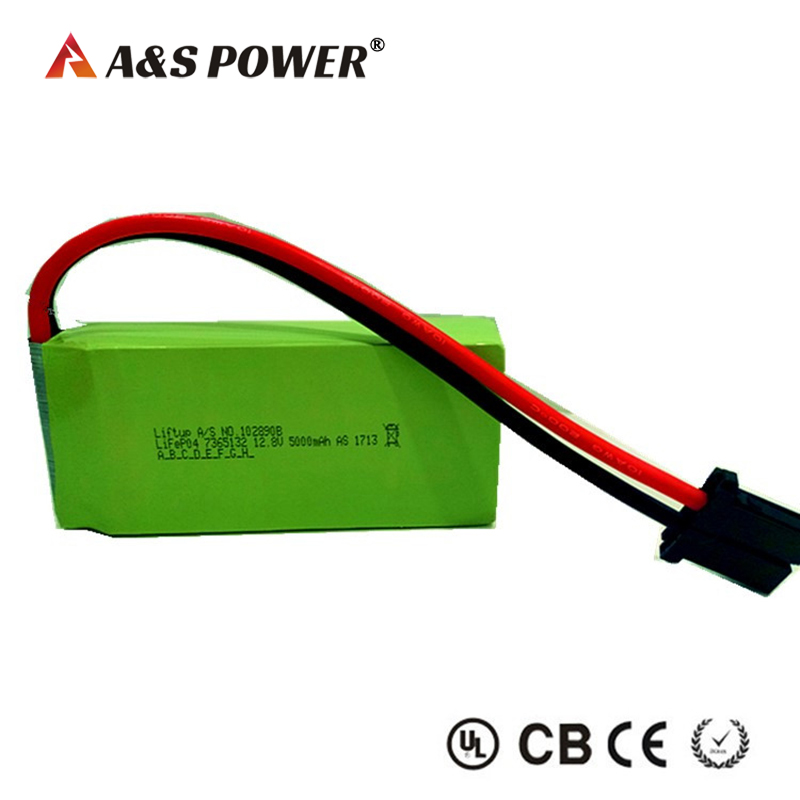China Lifepo4 Battery 12v 5Ah Battery Storage for Solar Power