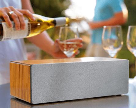 Homedics bluetooth speaker project