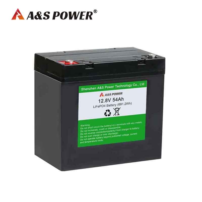 32700 4s9p 12.8V 50Ah 54ah lifepo4 solar battery pack