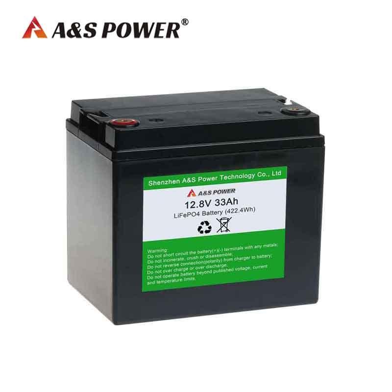 32700 4S5P 12.8V 30AH lifepo4 solar battery pack