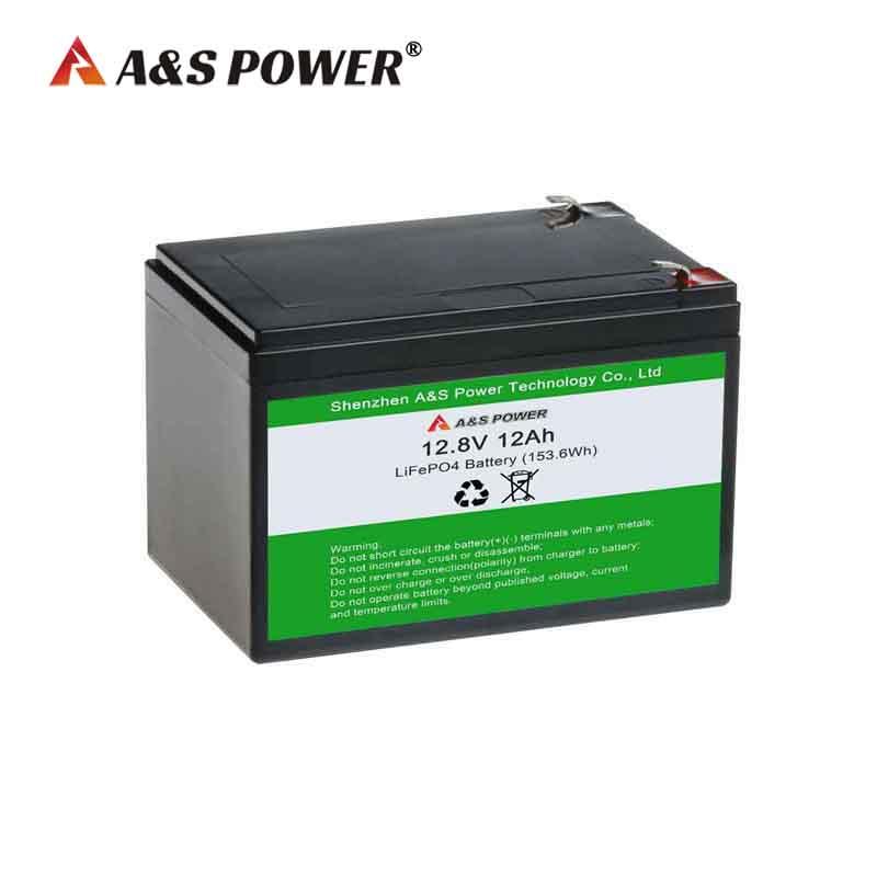 32700 4S2P 12.8v 10Ah 12Ah Lifepo4 Battery for Solar Energy Storage