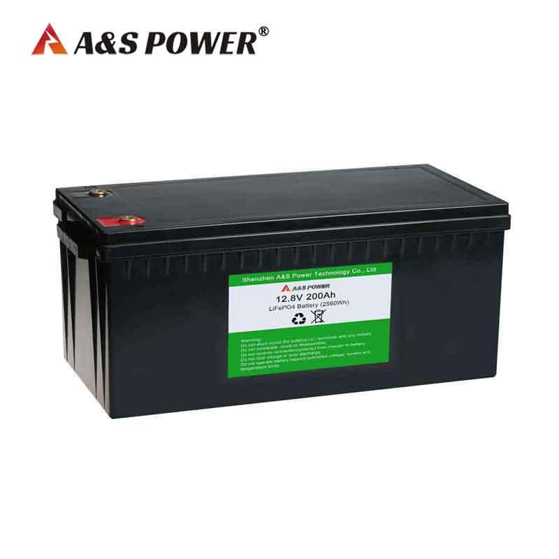 12.8v 200ah lifepo4 battery for solar storage and led light