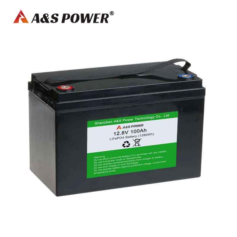 12.8v 100ah lifepo4 battery for solar led light