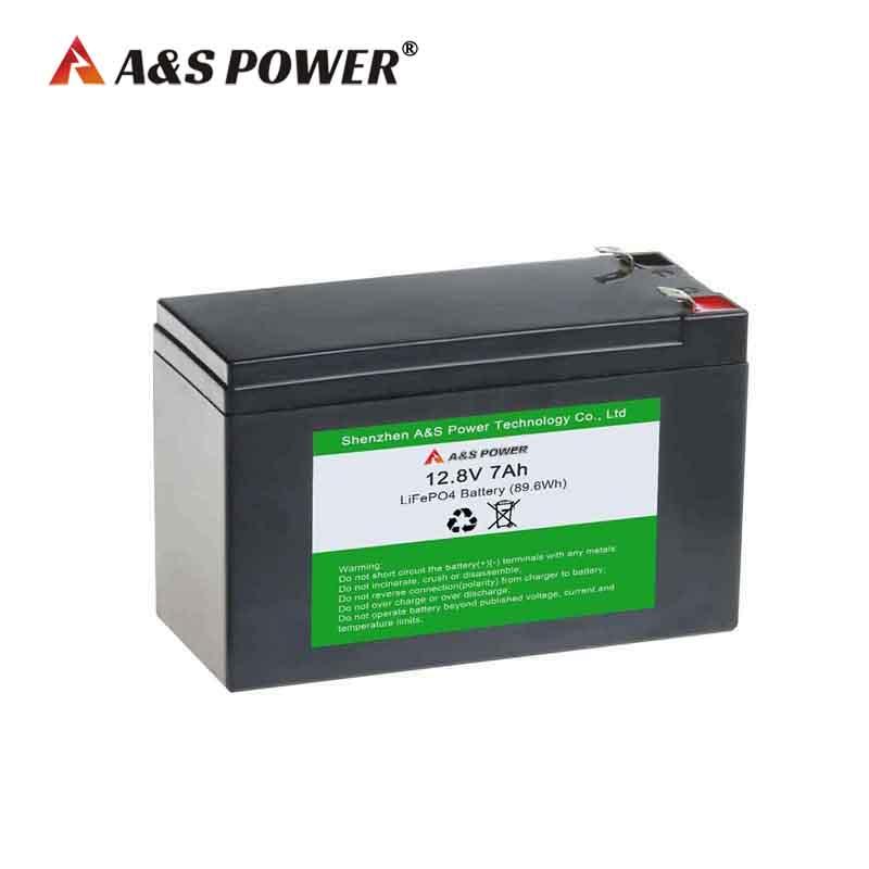 12v 7ah Lifepo4 battery for golf cart/solar light