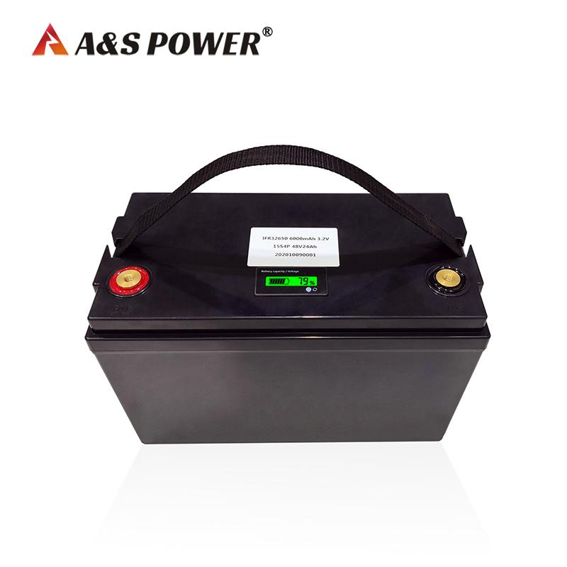 48V 20Ah Lifepo4 battery pack