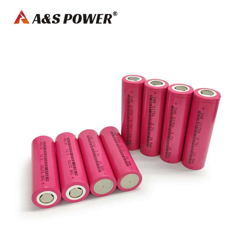 21700 3.7v 5000mAh lithium ion battery cell