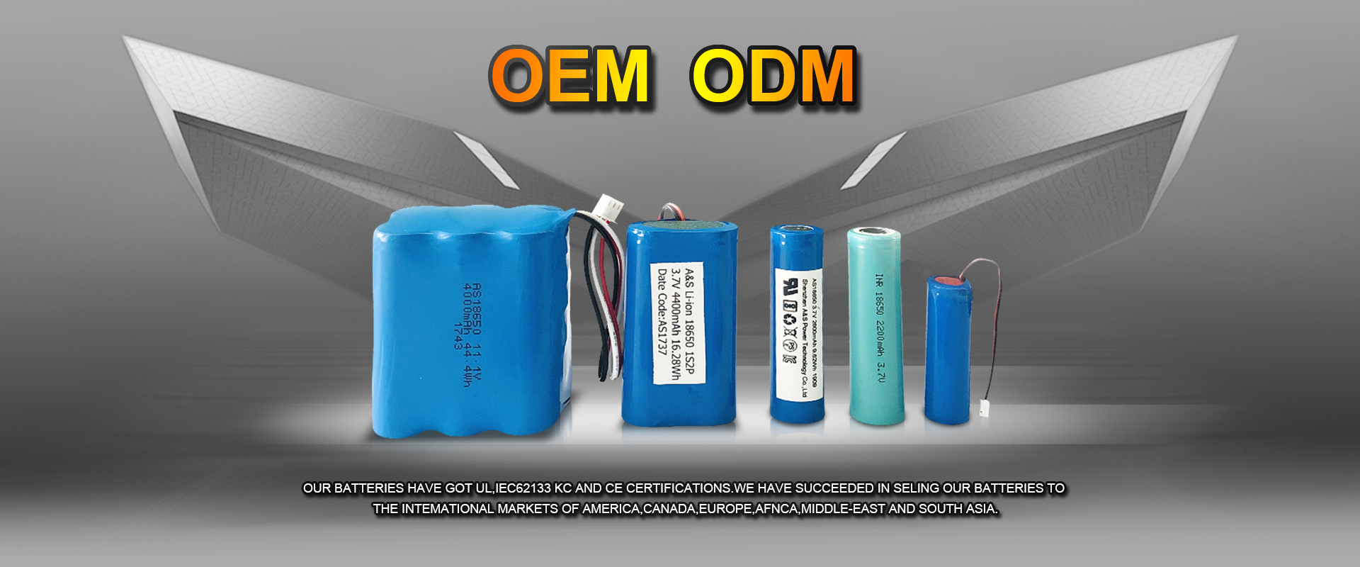 Application of Lithium ion Battery