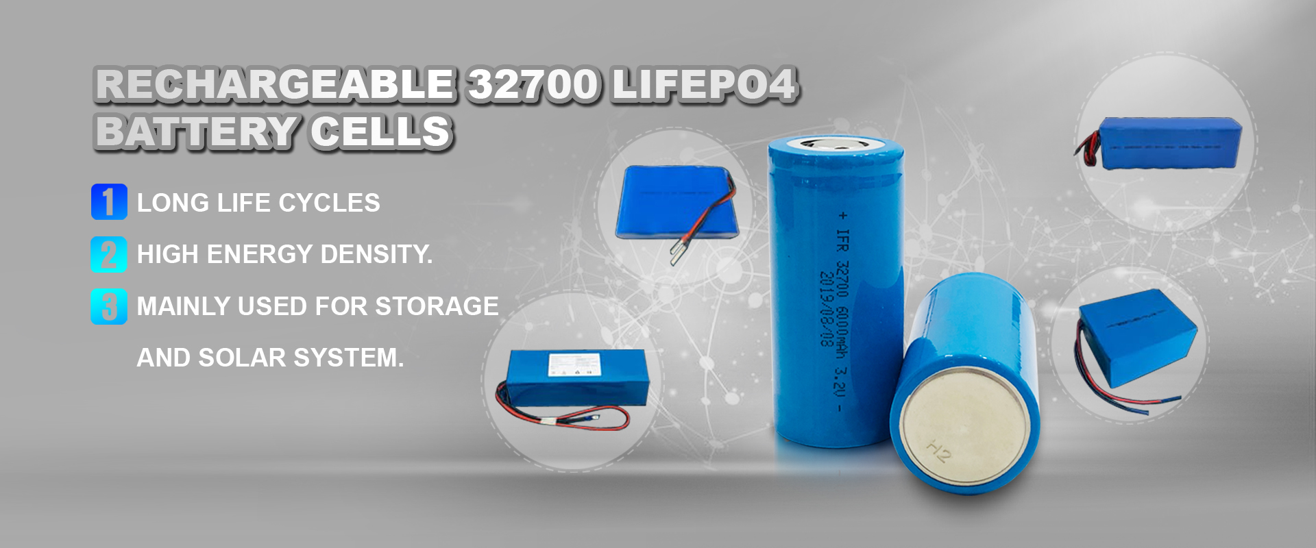 Application of High-rate Lipo Battery