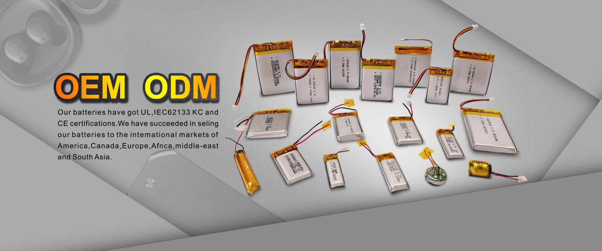 Application of LiPo Battery