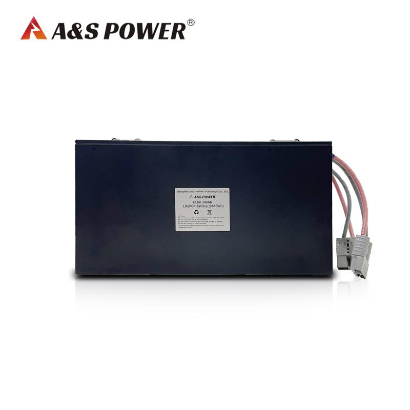 12.8V 300Ah 310Ah Solar energy deep cycle LFP rechargeanle prismatic lifepo4 battery